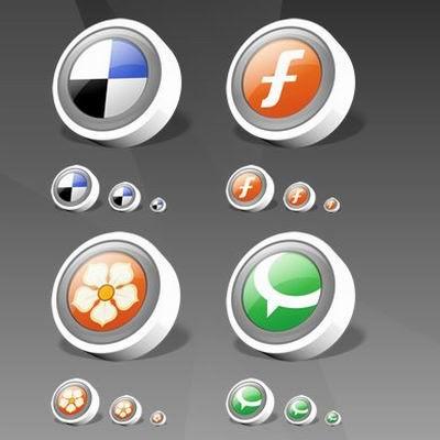 WebDev Social Icons