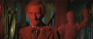 Peter Cushing does his thing