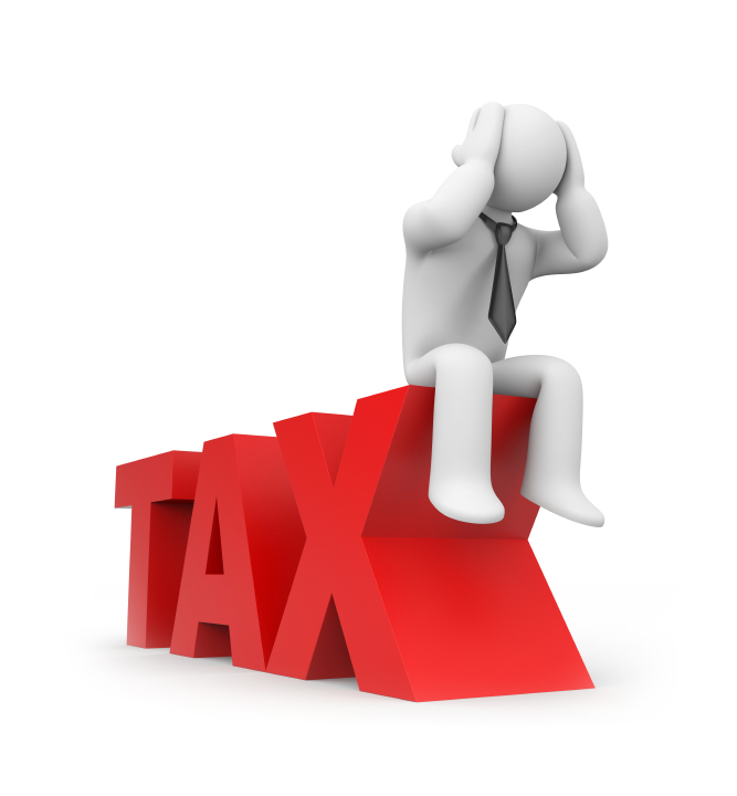 at home tax business