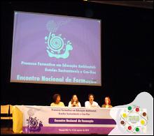 Processo de Formação em Educação Ambiental: Escolas Sustentáveis e Com-Vida