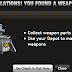 Mafia War weapon Depot Info & Item