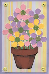 BLOOMING POT CARD