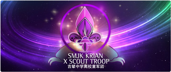 Krian Xscout Troop
