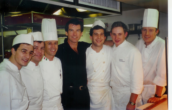 Pierce Brosnan - Hyde Park Hotel - Londres - 1996/1997
