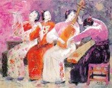 潘一杭:中國古典四重奏