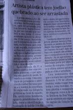 PRIMEIRA POSTAGEM NO JORNAL ESTADO DE MINAS