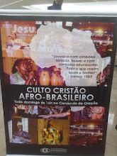 Culto Afro Brasileiro