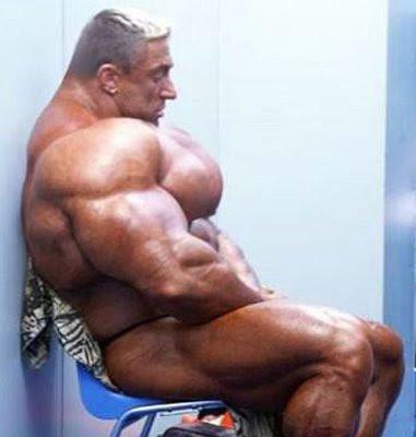 World Biggest Bodybuilder