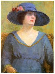 Tarsila do Amaral - Chapéu-Azul