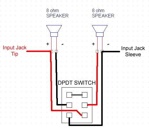 2x10 Speaker Cab Wiring