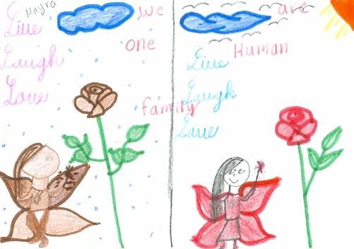 Mayra, Wilson Elementary School, USA, 12/07