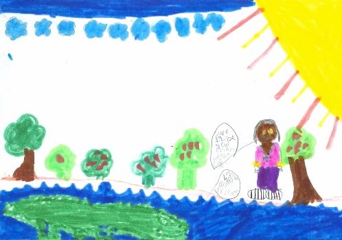 Diego, Wilson Elementary School, USA, 12/07