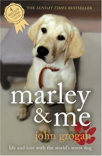 book review marley me A very close friend of mine, mike, approached me and asked if i had read the book marley and me i had not, and a day or two later he handed me a copy of it and.