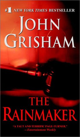 a summary of the rainmaker by john grisham This detailed literature summary also contains related titles on the rainmaker by john grisham preview of the rainmaker summary: rudy's adventures in the legal world of memphis inevitably bring him to ethical questions.