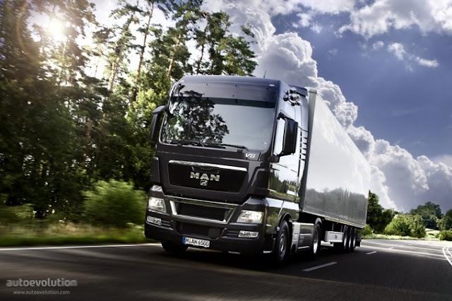 fotos de camiones man 4