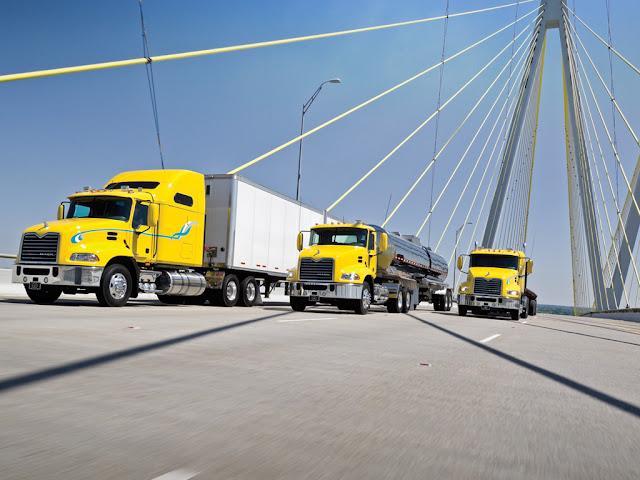 videos de camiones americanos mack 4