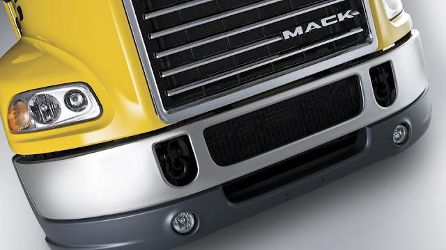 videos de camiones americanos mack 5