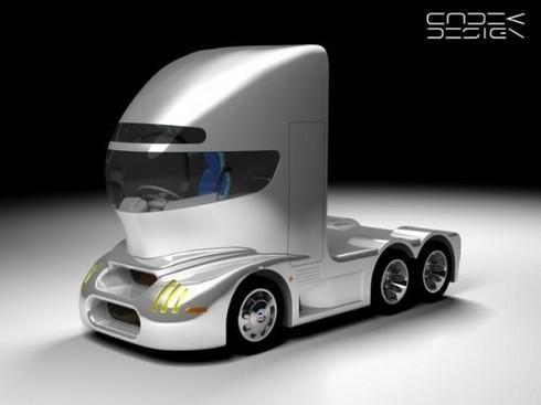 videos de camiones del futuro