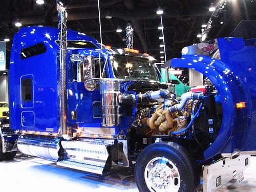 """El motor va desde uno """"pequeño"""" de 9 litros hasta un inmenso de 15"""