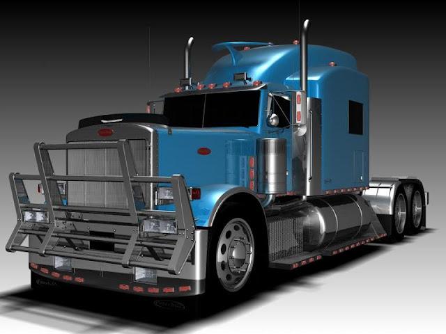 videos de camiones americanos peterbilt 3