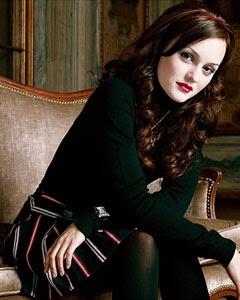 Mirar una hoja de personaje Leighton-meester-look