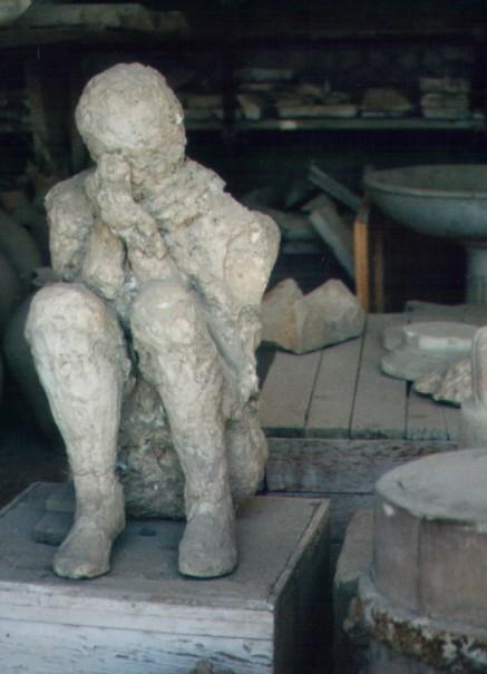 Pompeii resident
