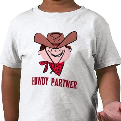 howdy partner definition relationship