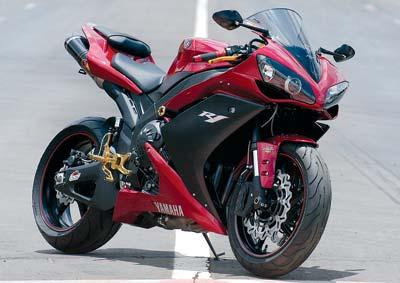 R1 Da Yamaha Tunada E Modificada