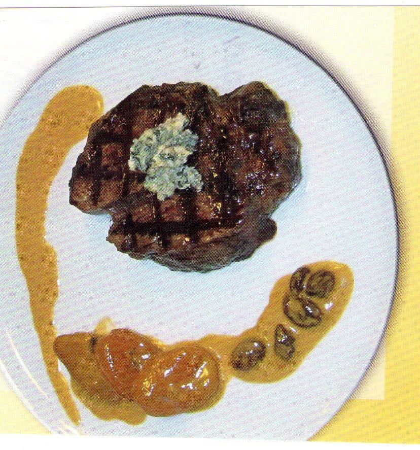 Cocineras internautas filete de ternera con salsa de cabrales - Filetes de ternera con salsa ...