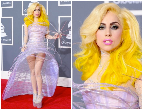 Lady Gaga - Grammy 2010