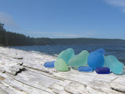 Sea glass. 'Tis been said that it won't last forever. Sigh.
