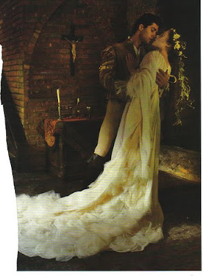 Romeo and Juliet Wedding (Nunta in stil Romeo si Julieta) - Handmade
