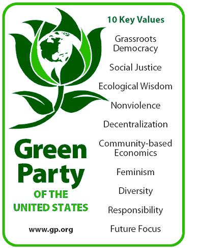 green party values