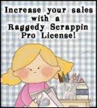 Raggedy Scrappin Pro License