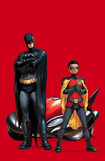 Batman & Robin renacen en edicion de lujo 03