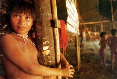 El último rey de Costa Rica Indigenas_yanomami