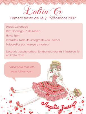 1ª Fiesta de Lolitas Lolis