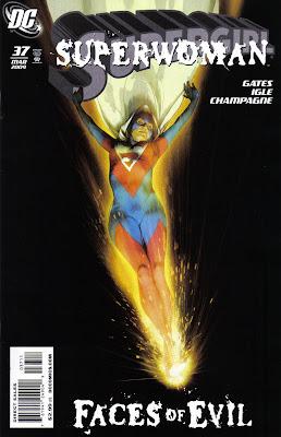 Supergirl #37 - Rostros del mal Supergirl+V5+37+cover