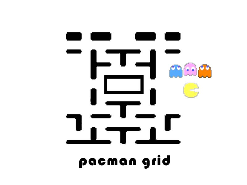 It is an image of Revered Pac Man Maze Printable