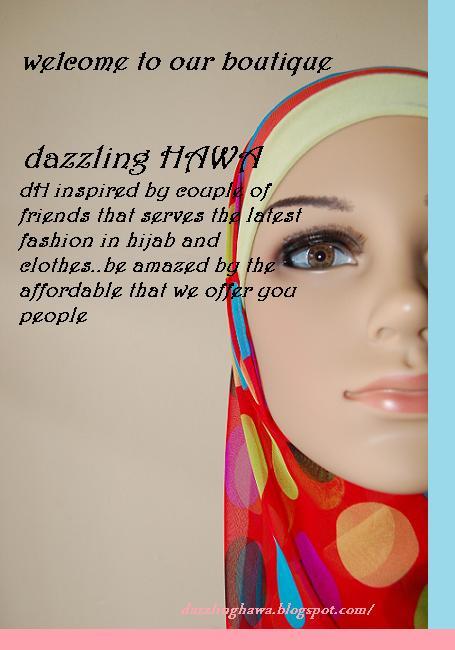 dazzling HAWA