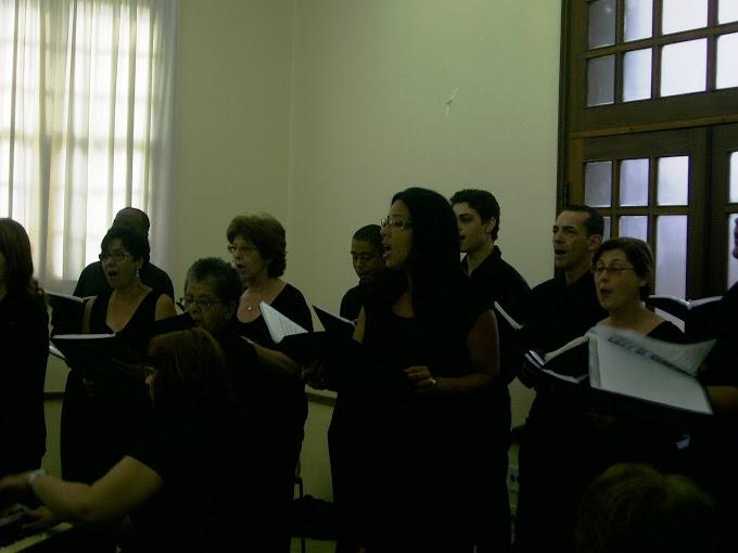 CORAL MUNICIPAL DE SANTOS