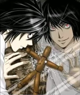 L And Beyond Birthday Yaoi AMO EL ANIME: death note : another note