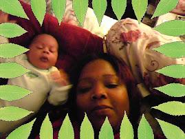 Baby Jaden & Grandma