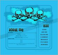Myspace DIV Layouts