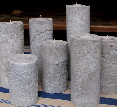 Luomuksia betonista