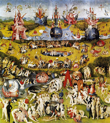 The Garden Of Earthly Delights View From The Bow