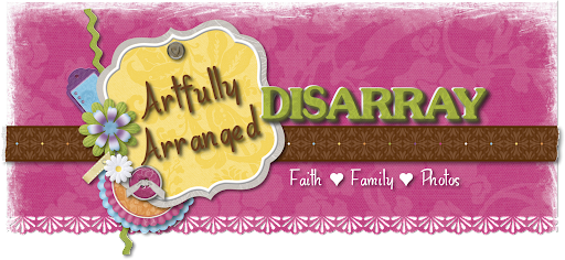 Artfully Arranged Disarray