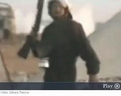 SI HUBO ARMAS EN EL DESALOJO DEL CAMPAMENTO