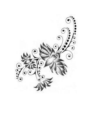 el nuevo tatuaje de tinelli. Mi nuevo tatuaje II. - Lane's Blog: tatuajes de samurais - imagen flor loto