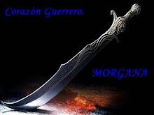 Espada guerrera de MORGANA